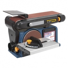 Sealey SM914 Combination Belt and Disc Sander 370 Watts 240 Volt