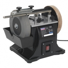 Sealey SMS2101 Sharpener 200mm with Honing Wheel