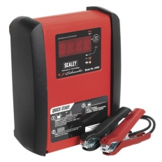 Sealey SPI6S Intelligent Speed Charge Battery Charger 6Amp 12V