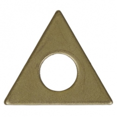 Sealey SR2000.TW Triangle Washers for SR2000 Pack of 10