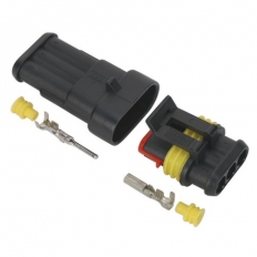 Sealey SSC3MF Superseal Male & Female Connector 3-Way