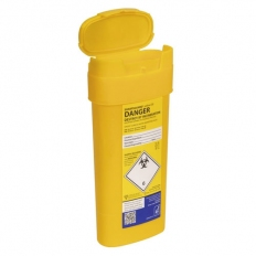 Sealey SSP006 Sharps Bin 0.6 Litre