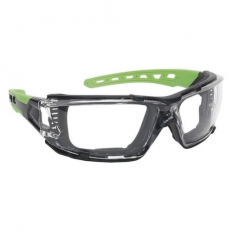 Sealey SSP68 Safety Spectacles with EVA Foam Lining - Clear Lens