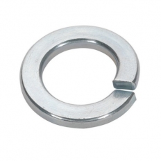 Sealey SWM16 Spring Washer M16 Zinc DIN 127B Pack of 50