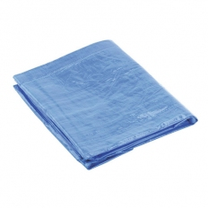 Sealey TARP810 2.44 x 3.05mtr Tarpaulin - Blue
