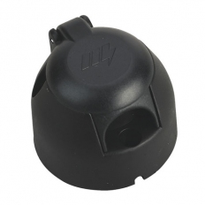 Sealey TB07 Towing Socket N-Type Plastic 12V