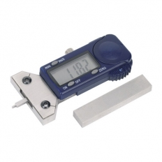 Sealey VS0563 Digital Tyre Tread Depth Gauge - VOSA Approved