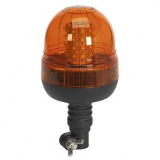 Sealey WB955LED LED Warning Beacon 12 / 24V Flexible Spigot Base