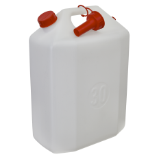 Sealey WC30 Water Container 30L with Spout