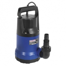 Sealey WPC100 100ltr/min Submersible Water Pump