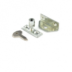 Securit S1035 Locking Window Catch Zinc Pack Of 1