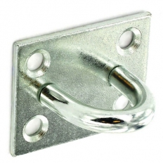 Securit S1491 Security Staples Zinc Plated 60mm Pack Of 2