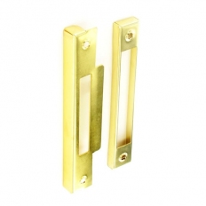 Securit S1825 Rebate Set For 1821 1833 Locks Brass Plated Pack Of 1