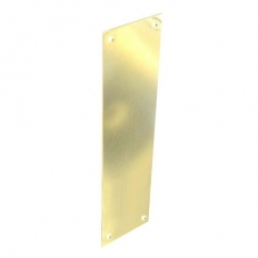 Securit S2242 Victorian Light Finger Plate 300mm Pack Of 1