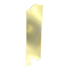 Securit S2243 Victorian Light Regency Finger Plate 300mm Pack Of 1