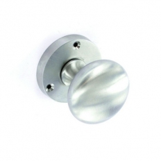 Securit S2780 Satin Chrome Mortice Knobs 57mm Pack Of 1 Pr