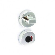 Securit S3034 Aluminium Bathroom Thumbturn 50mm Pack Of 1