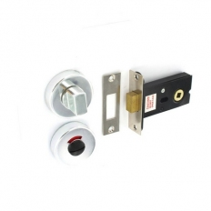 Securit S3035 Aluminium Thumbturn With Deadbolt 50mm Pack Of 1
