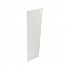 Securit S3140 Aluminium Finger Plate 300mm Pack Of 1