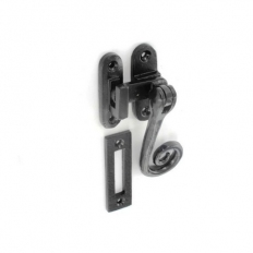 Securit S3348 Black Antique Casement Fastener 115mm Pack Of 1