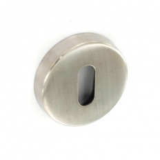 Securit S3421 Satin Stainless Steel Escutcheon 50mm Pack Of 2