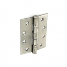 Securit S4295 Ball Bearing Stainless Steel Hinges 100mm Pack Of 1 Pr