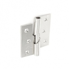Securit S4333 Rising Butt Hinges Left Hand Zinc Plated 75mm Pack Of 1 Pr