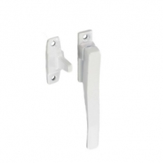 Securit S5105 Casement Fastener White 110mm Pack Of 1
