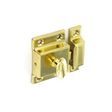 Securit S5454 Cupboard Turn Brass Plated 50mm Pack Of 1