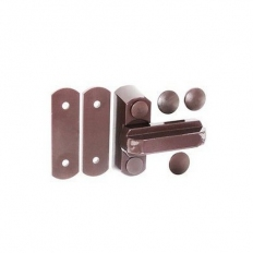 Securit S1041 Door / Window Jammer Brown 65mm