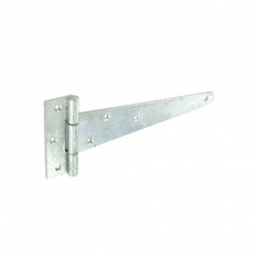 Securit S4594 119 Heavy Scotch Tee Hinges Galvanised 300mm
