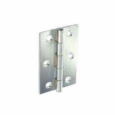 Securit S4320 Loose Pin Butt Hinges Zinc Plated 75mm Pack Of 1 Pr