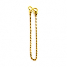 Securit S6846 Bath Chain Ball Brass 450mm Pack Of 1