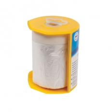 Silverline 100284 Masking & Shield Tape & Dispenser 550mm x 33m