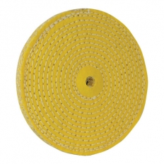 Silverline 105894 Sisal Buffing Wheel 150mm