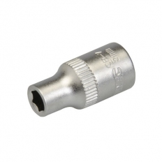 "Silverline 134082 Socket 1/4"" Drive Metric 5mm"