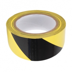 Fixman 190195 Hazard Tape 50mm x 33m Yellow/Black