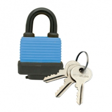 Silverline 196551 Weather Resistant Padlock 40mm