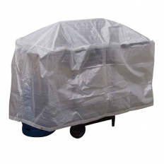 Silverline 204281 BBQ Cover 1220 x 710 x 710mm