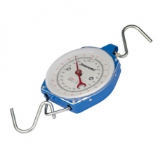 Silverline 251073 Hanging Scales Heavy Duty 100kg