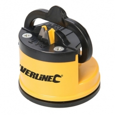 Silverline 270466 Knife Sharpener with Suction Base 60 x 65 x 60mm