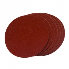 Silverline 277865 Self-Adhesive Sanding Discs 150mm 10pk 120 Grit