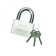 Silverline 327568 Security Padlock 60mm