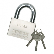 Silverline 447136 Security Padlock 40mm