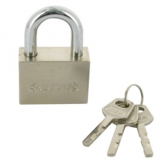 Silverline 595754 Security Padlock 50mm