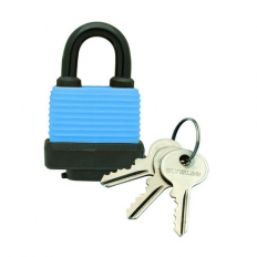 Silverline 598493 Weather Resistant Padlock 50mm