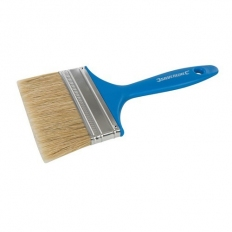 Silverline 606675 Disposable Paint Brush 100mm / 4""