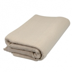 Silverline 633700 Cotton Fibre Stairs Dust Sheet 7.2 x 0.9m (23.6' x 3') Approx