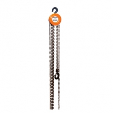 Silverline 633705 Chain Block 1 Ton / 2.5m Lift Height