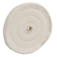 Silverline 633782 Double Stitched Buffing Wheel 150mm 150mm